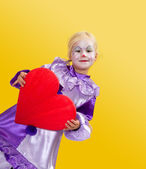 From clown with love — Stock Photo