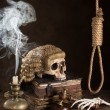 Death sentence — Stock Photo