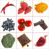 Antioxidants — Stock Photo