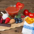 Delicious antioxidants — Stock Photo