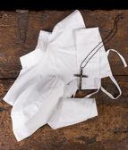 Nun's veil set — Stockfoto
