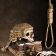Death penalty — Stock Photo #26458503