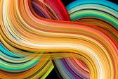 Pastel renklerde kağıt telkari — Stok fotoğraf