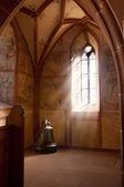 Elsass-Kapelle von hunawihr — Stockfoto