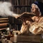 Medieval alchemist — Stock Photo #31779763