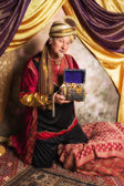 Fairytale treasure — Stock Photo