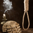 Capital punishment — Stock Photo