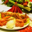Delicious lobster — Foto de Stock