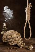 Capital punishment — Stock Photo