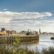 Antwerp skyline — Stock Photo #33552099