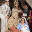 Nativity wisemen — Stock Photo