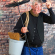 Hello chimney sweep — Foto de Stock