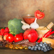 Fruity antioxidants — Stock Photo