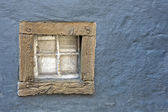 Grunge window — Stock Photo