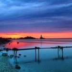 Lighthouse sunrise — Stock Photo #41297343