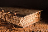 Medieval book — Stock Photo