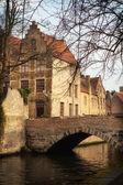 City of Bruges — Stock Photo