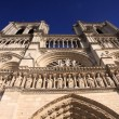 Notre Dame Cathedral — Stock Photo #12804471