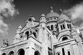 Sacré-Coeur Church, Montmartre, Paris. — Stock Photo