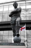 Bobby Moore Statue — Stock Photo