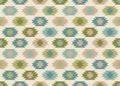 Seamless pattern in ethnic style #2 — Vecteur