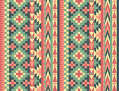Seamless navajo pattern #1 — Stock Vector