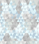 Seamless abstract triangle pattern #2 — Stock Vector