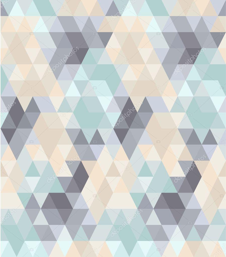 Seamless geometric pat... Pastel Aztec Pattern Wallpaper
