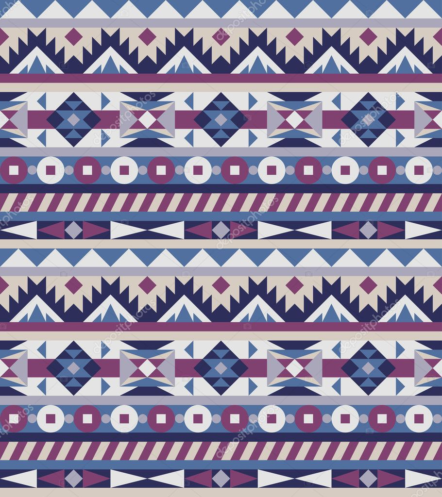 native american design wallpaper borders