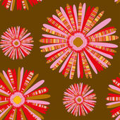 Сhrysanthemum — ストックベクタ