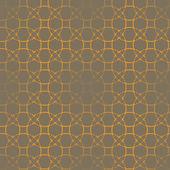 Patrón geométrico — Vector de stock