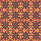 Decorative folk pattern — Stock Vector