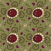 Decorative pattern — Stockvektor