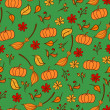 Autumn background — Stockvektor