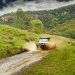 Australian 4x4 adventure — Stock Photo