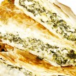 Spanakopita — Stock Photo