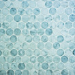 Background, round tiles — Stock Photo