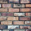 Background, brick wall — Stock Photo
