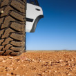 Outback adventure — Stock Photo #9415694