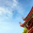 Stock Photo: China ancient building local