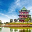 Chinese ancient buildings: garden. — Stock Photo #15329585