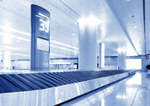 Baggage claim — Stock Photo