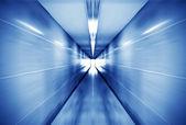 Pedestrian tunnel — Stockfoto