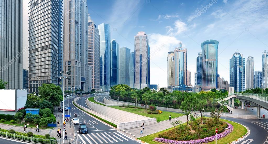 Resultado de imagem para centro financeiro de shanghai