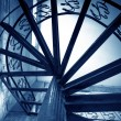 Spiral stairs — Stock Photo #17626095