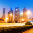 Shanghai at night — Stock Photo #17626097