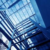 şeffaf asansör — Stok fotoğraf
