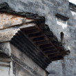 Chinese ancient building local — Stock Photo