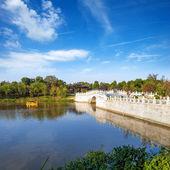 Giardini di suzhou — Foto Stock