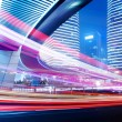 Light trails — Stock Photo #17856297